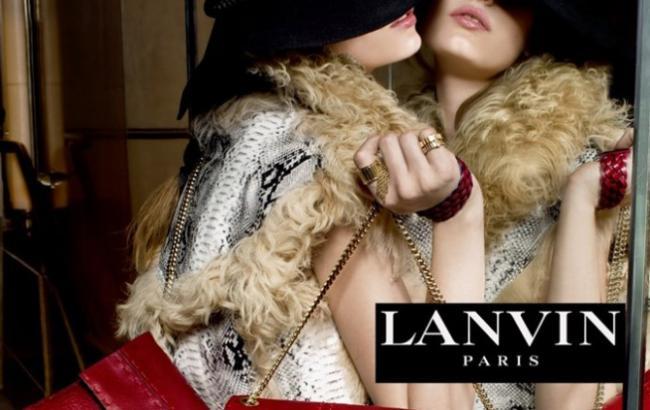 Lanvin представил рекламную кампанию осень-зима 2015/2016
