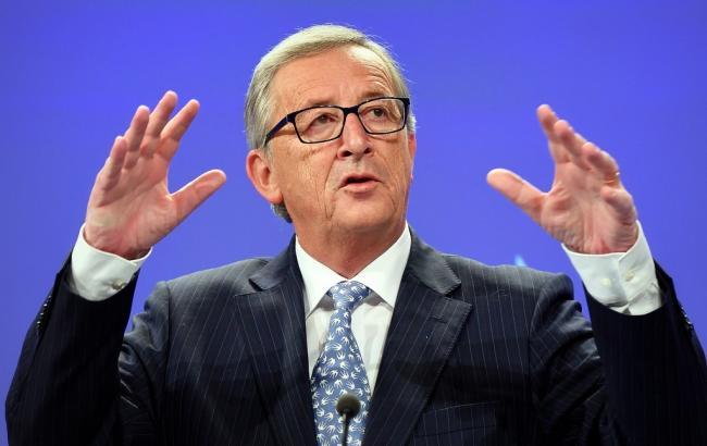 Руководитель Еврокомиссии выразил готовность поддержать распад США
