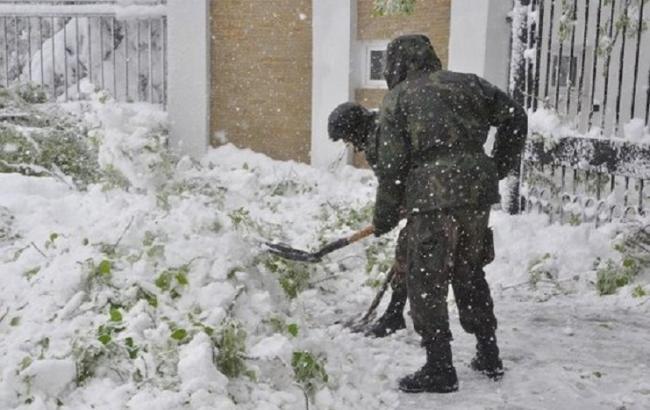 Фото: негода в Молдові