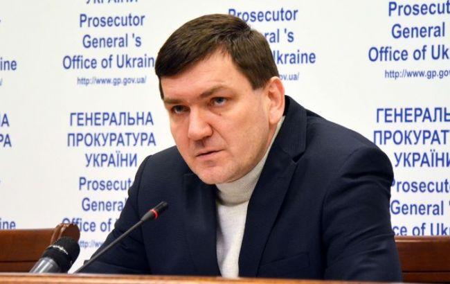 Поделу Майдана осужден только один человек— Горбатюк