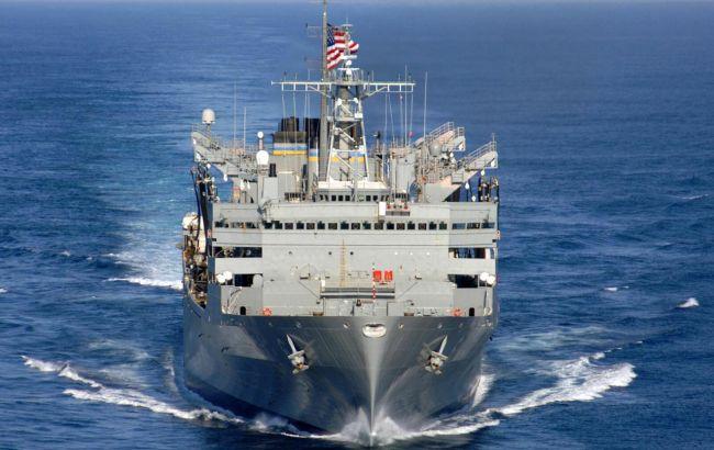 Фото: американские военные вошли в Южно-Китайское море