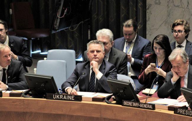 Агрессия РФ  способствует безнаказанной торговле людьми— Украина ворганизации ООН