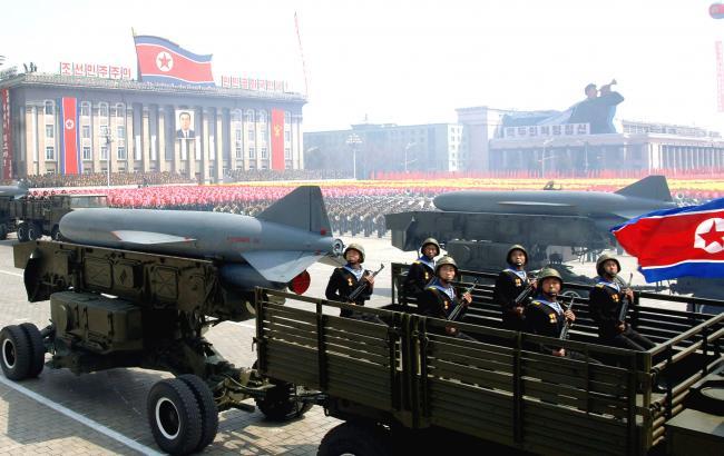 Фото: ядерное оружие КНДР