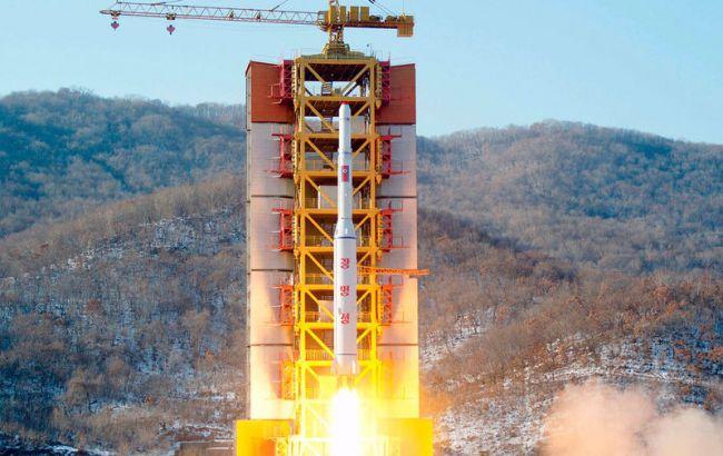 Пентагон впервый раз протестирует перехватчик межконтинентальных ракет