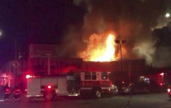 Число погибших пожара вночном клубе вКалифорнии достигло 24 человек
