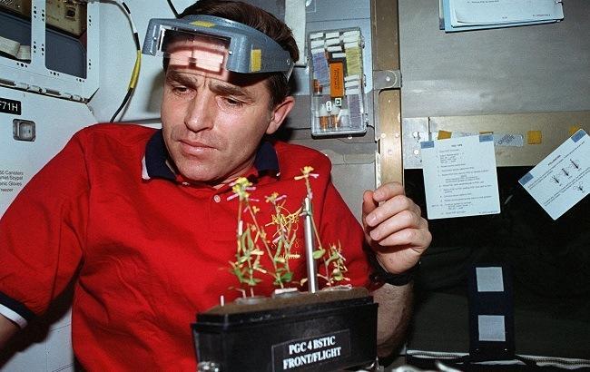 Леонід Каденюк: що відомо про космічну місію першого космонавта України (раритетні фото і відео)