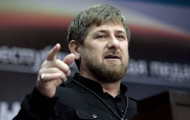 Фото: Рамзан Кадыров (news-front.info)