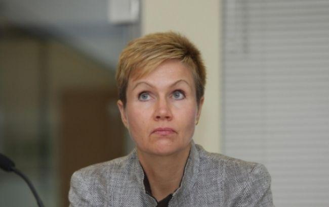 Фото: директор Всемирного банка по делам Украины, Беларуси и Молдовы Сату Кахконен