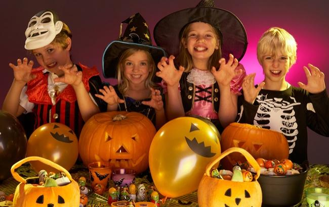 Фото: Хэллоуин для детей (Argusstar.com)