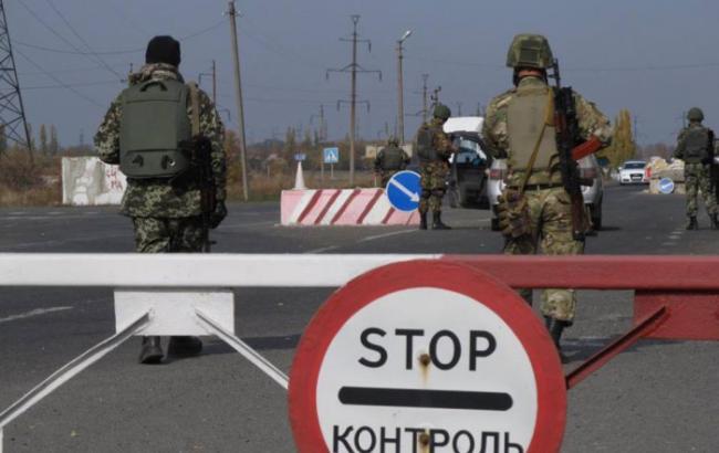 Из-за сбоев системы закрылись все три пункта пропуска вКрым