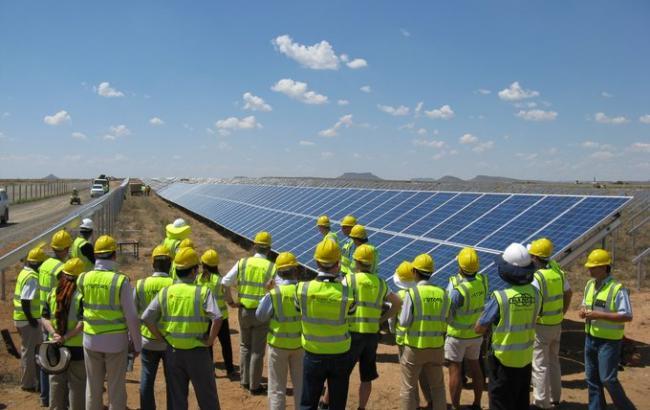 Норвежская Scatec Solar интересуется строительством 2-х солнечных станций повыробатыванию электричества вгосударстве Украина