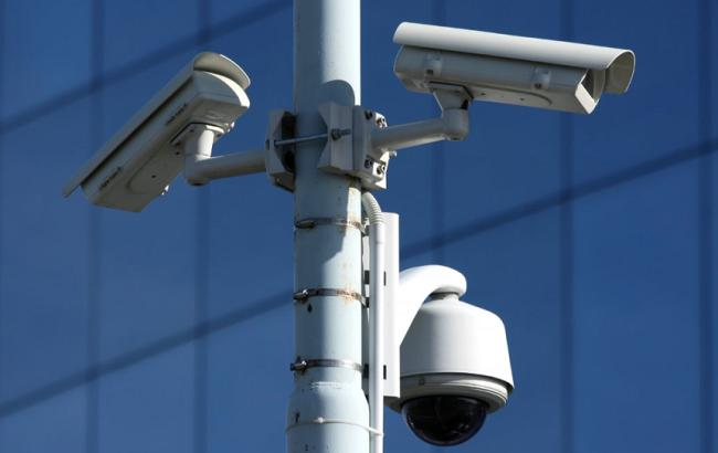 Фото: Камеры наблюдения (dpchas.com.ua)
