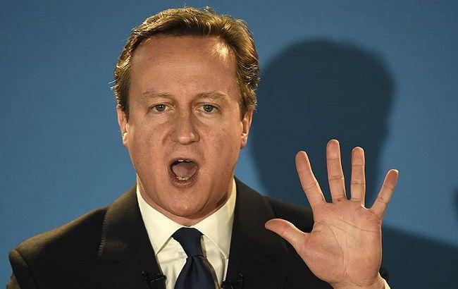 """Фото: Великобритания cказала """"да"""" Brexit (на фото - британский премьер Дэвид Кэмерон)"""