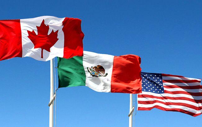 США, Мексика иКанада перепишут договор озоне свободной торговли