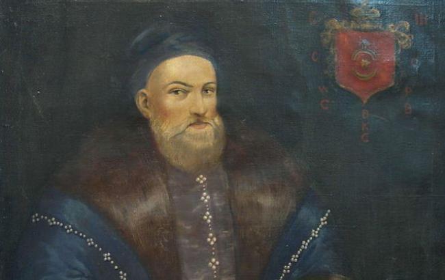 У Києві відновлять пам'ятник князю Острозькому, який переміг московське військо