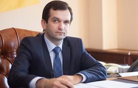 Заместитель министра финансов Евгений Капинус
