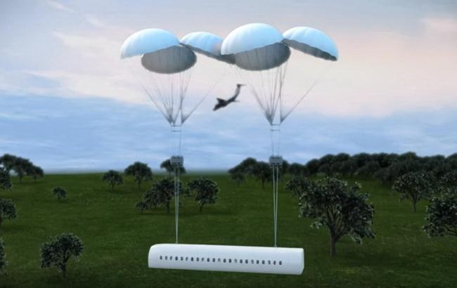 Фото: изобретение украинского авиаинженера (скриншот Ouest-France)
