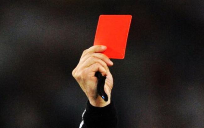 Мексиканский судья поразил скоростью удаления футболистов с поля