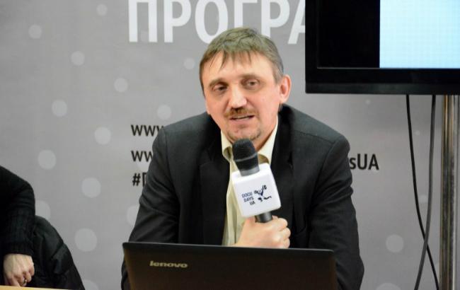 Фото: Андрей Карачевский (пресс-служба Украинского Хельсинского союза - УГСПЛ)