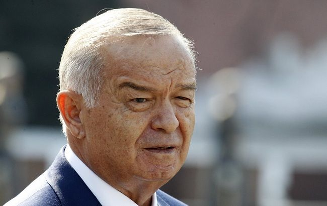 Фото: президент Узбекистана Ислам Абдуганиевич Каримов