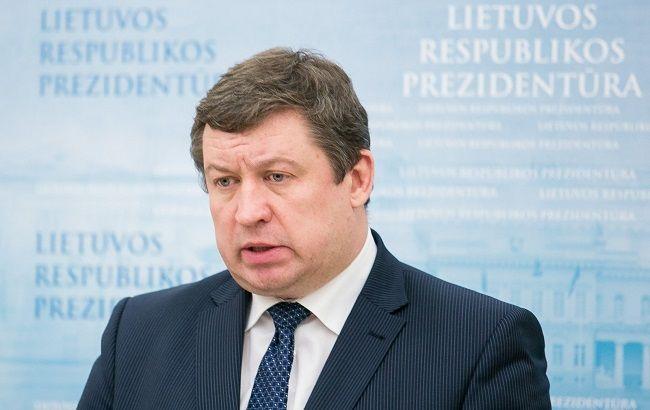 За2 года Литва поставила вУкраину 150 тонн военного снаряжения
