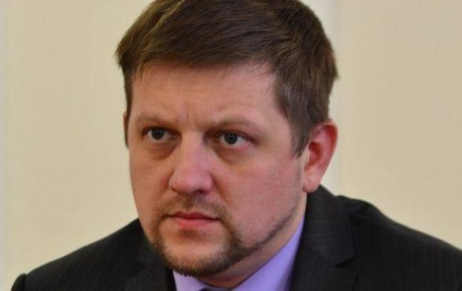"""Фото: """"глава парламенту"""" так званої ЛНР Олексій Карякін"""