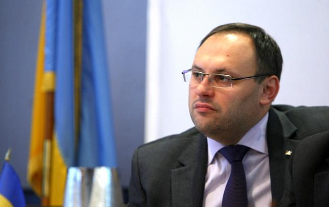 Фото: колишній голова Держінвестпроекту Владислав Каськів