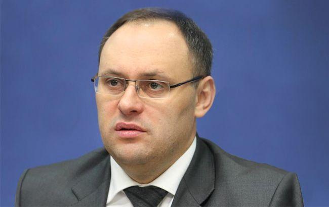 Фото: Каськив задержан в Панаме