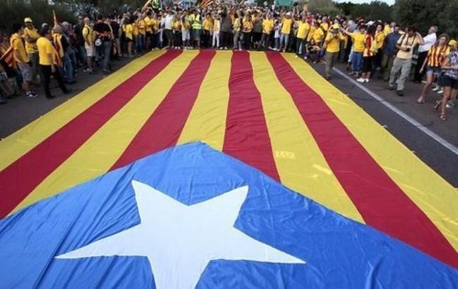 Фото:досрочные выборы в Каталонии