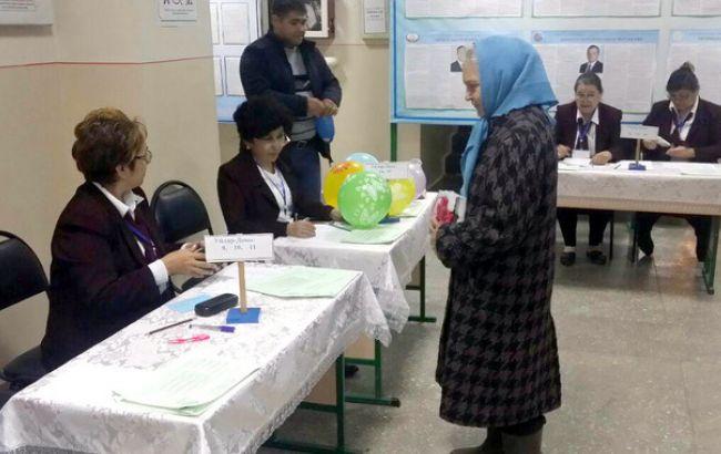 В Узбекистане начались выборы президента