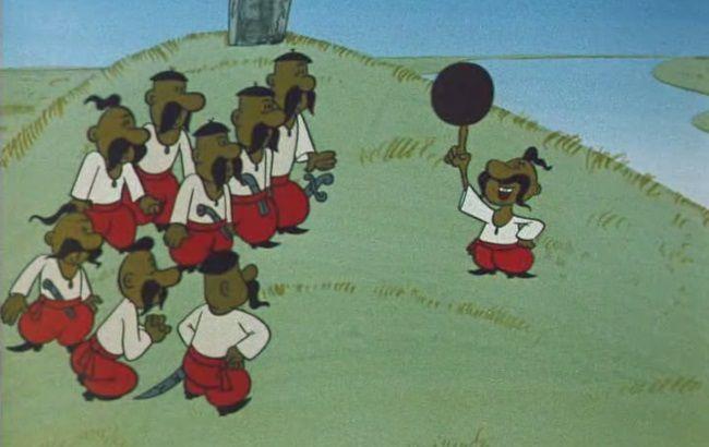 Как казаки в интернет попали: видеосервис Megogo снимет продолжение мультсериала
