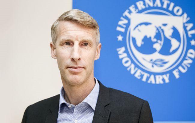 Миссия МВФ начнет работу в Украине уже в декабре
