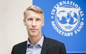 Миссия МВФ вернется в Киев на этой неделе