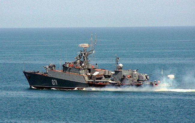 Росія сьогодні закрила для судноплавства район від Криму до Дунаю