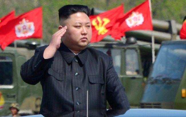 КНДР випустила три балістичні ракети