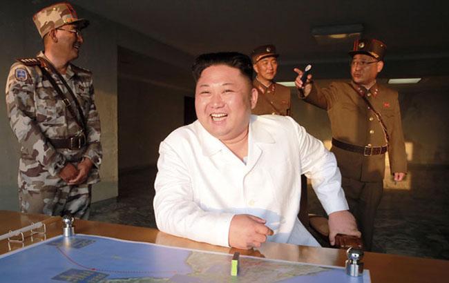 КНДР: наша армия способна нанести ракетный удар полюбой точке земного шара