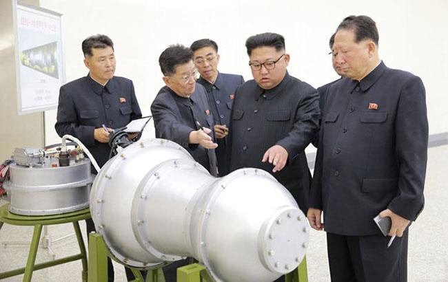 В РФ заявили, что в октябре КНДР была готова нанести ядерный удар по США