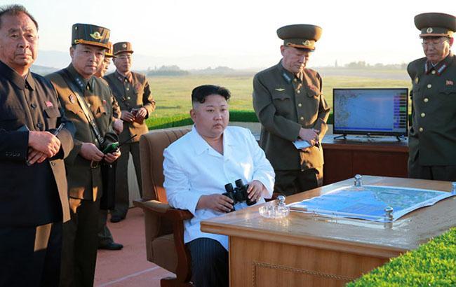 Фото: лидер Северной Кореи Ким Чен Ын (kcna)