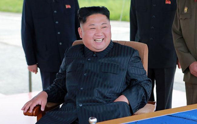 Фото: лідер КНДР Кім Чен Ин (kcna.kp)