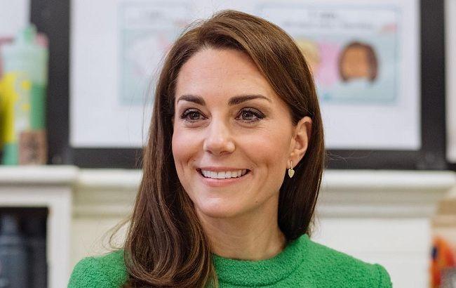 Сочная зелень: Кейт Миддлтон восхитила ярким весенним образом