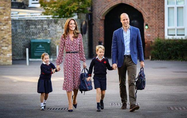 Незвичайні кулінарні пристрасті, любов до розкошів та інші примхи дітей Кейт Міддлтон і принца Уільяма