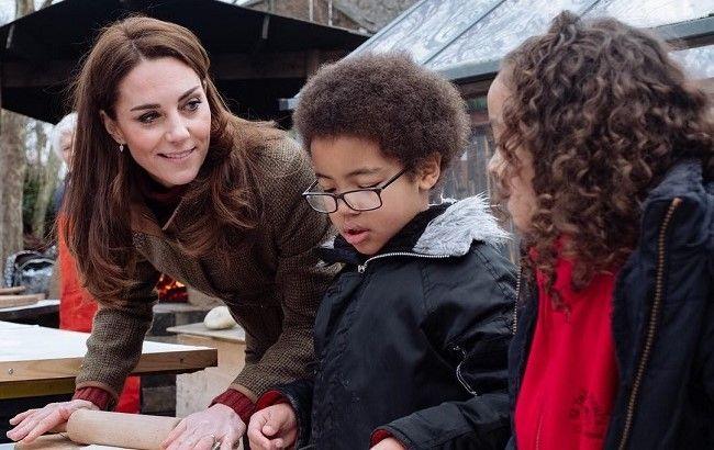 Помогают готовить: Кейт Миддлтон рассказала о любимых блюдах детей
