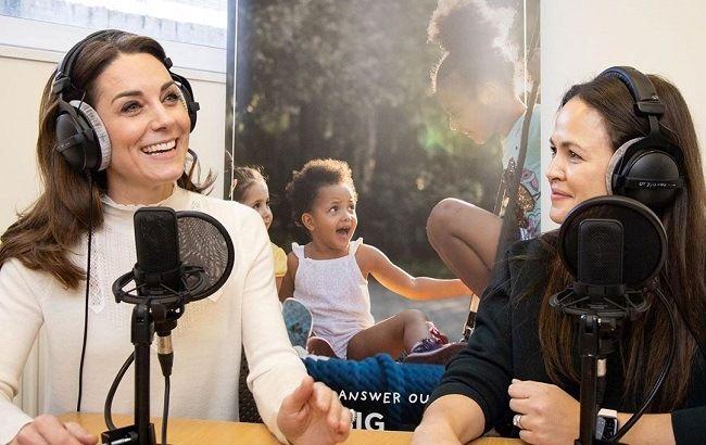 Кейт Миддлтон растрогала воспоминаниями о счастливом детстве с бабушкой во время редкого интервью