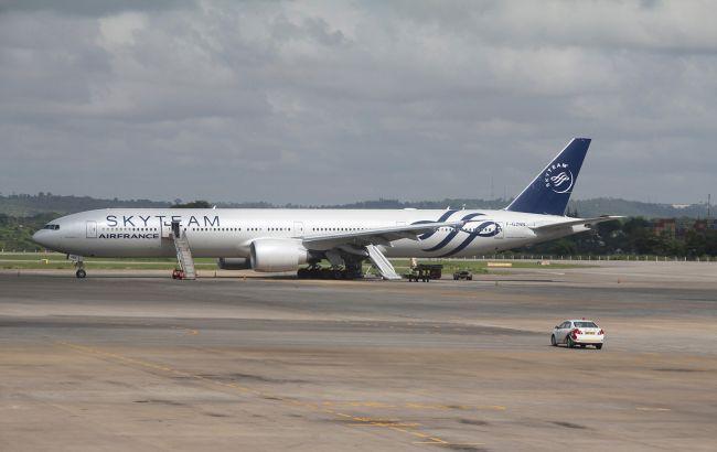 Влада Кенії підтвердилв наявність бомби на борту літака Air France