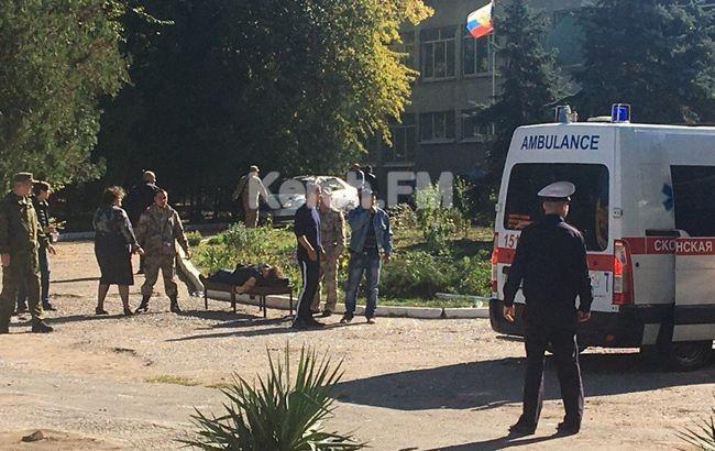 Теракт у Керчі: кількість загиблих зросла до 13
