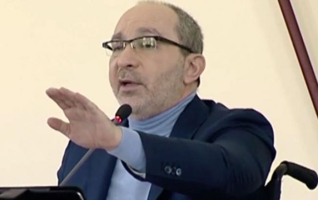 Фото: Геннадий Кернес заполнил э-декларацию (youtube.com)