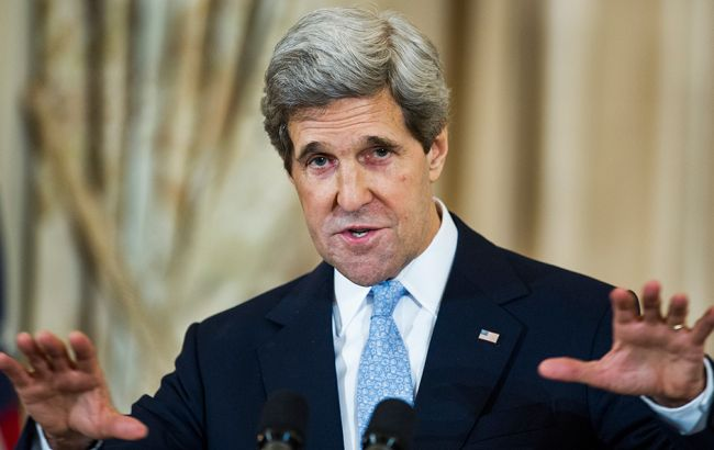Фото: держсекретар США Джон Керрі розповів про майбутню діяльність країни у Середній Азії
