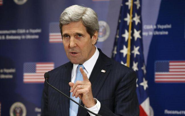 Фото: Керрі сподівається, що план співробітництва з РФ позитивно вплине на життя сирійського народу