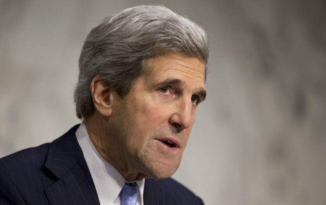 Держсекретар США Керрі наступного тижня відвідає Україну