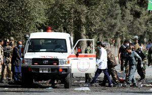 В Кабуле взорвалась бомба возле школы для девочек: погибли 30 человек, среди них - дети
